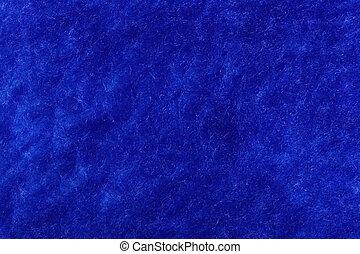 Un primer plano de fondo azul