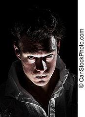 Un psicópata obscuro