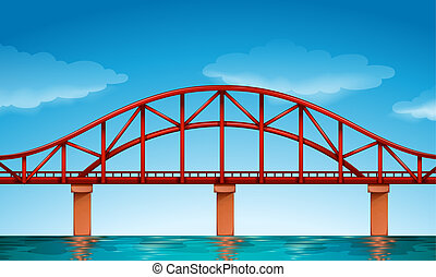 Un puente precioso