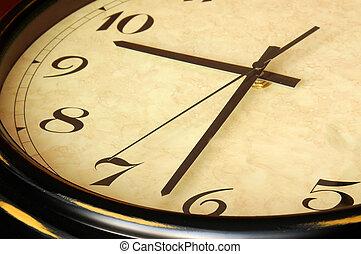 Un reloj anti-reloj