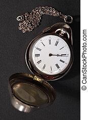Un reloj anticuario por si acaso