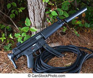 Un rifle corto