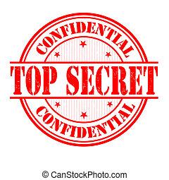 Un sello de alto secreto
