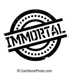 Un sello de goma inmortal