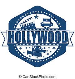 Un sello de Hollywood