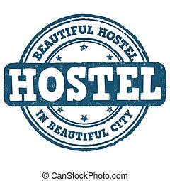 Un sello de hotel