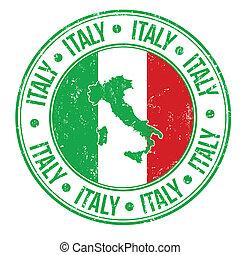 Un sello de Italia