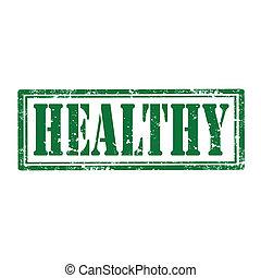 Un sello saludable