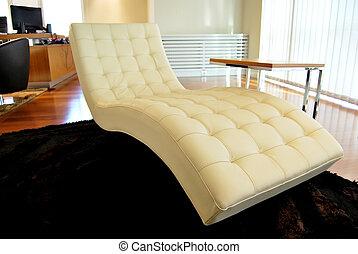 Un sofá cómodo