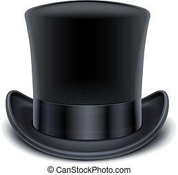 Un sombrero negro