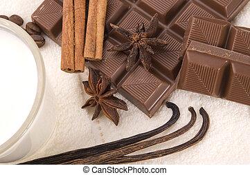 Un spa de chocolate