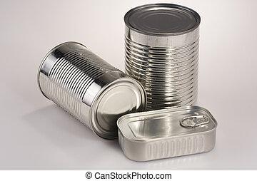 Un surtido de lata