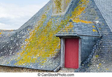 Un techo viejo. Antecedentes