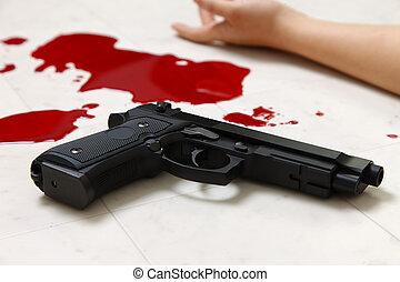 Un tiroteo