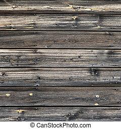 Un viejo fondo de madera