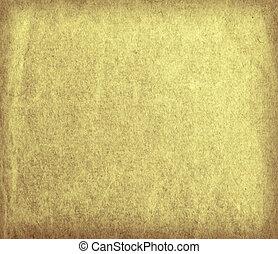 Un viejo fondo de papel grunge