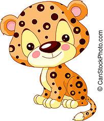 Un zoológico divertido. Jaguar