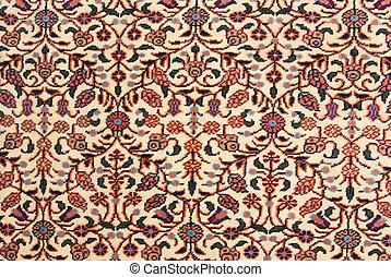 Una alfombra oriental