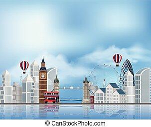 Una atracción turística en Londres