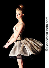 Una bailarina