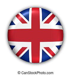 Una bandera del Reino Unido