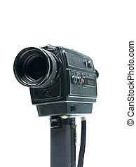 Una cámara digital