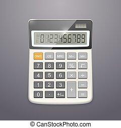 Una calculadora realista, de primera vista