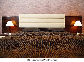 Una cama cómoda
