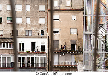 Una casa moderna en Barcelona