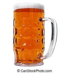 Una cerveza alemana