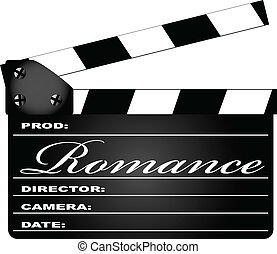 Una claqueta de romance