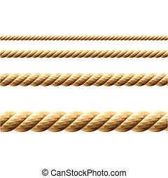 Una cuerda sin semen