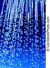Una ducha fresca