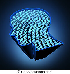 Una enfermedad cerebral humana