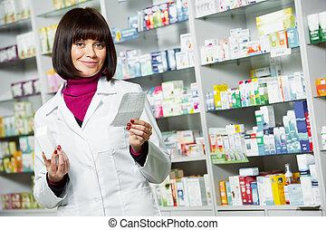 Una farmacia en la farmacia
