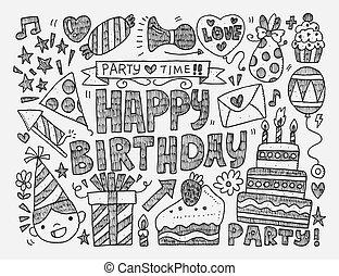 Una fiesta de cumpleaños sin costura