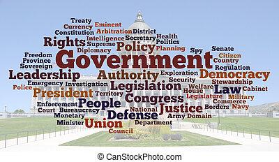 Una foto del gobierno