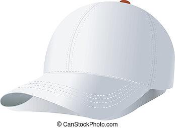 Una gorra de béisbol
