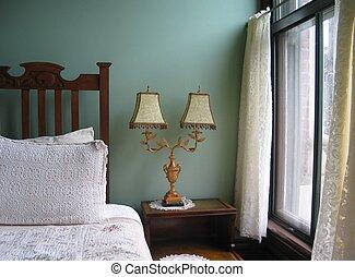 Una habitación clásica