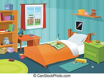Una habitación para niños