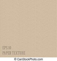 Una ilustración de vectores texturados de papel antiguo