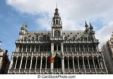 Una marca de Bruselas