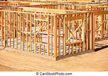 Una nueva construcción casera