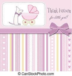 Una nueva tarjeta de presentación de nenas