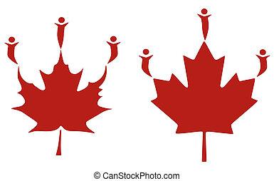 Una pizca de participación canadiense