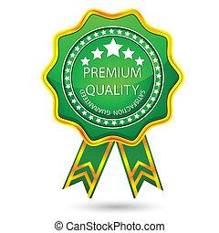 Una placa de calidad premium