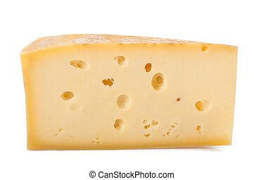 Una rebanada de queso