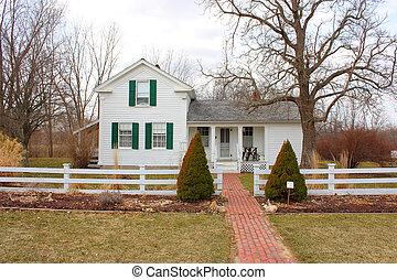 Una residencia histórica