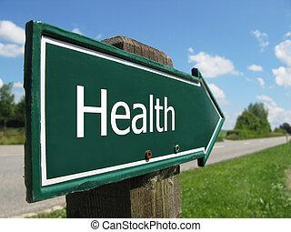 Una señal de salud