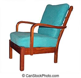 Una silla antica
